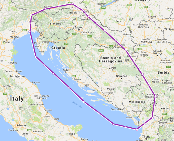 The Balkan Peninsula – chasingdavis