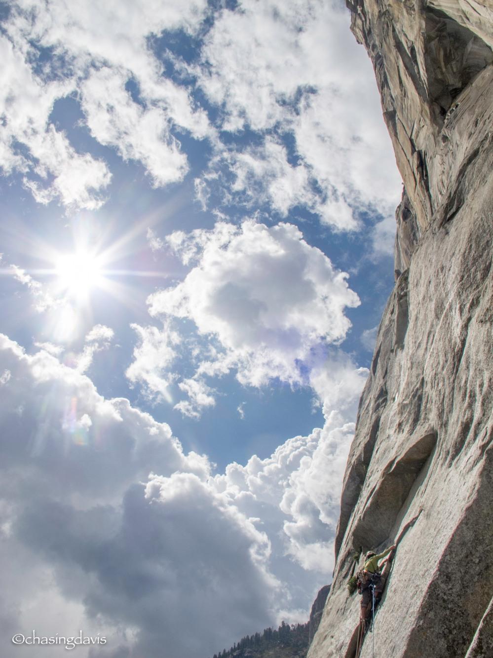 El Cap, Yosemite, California